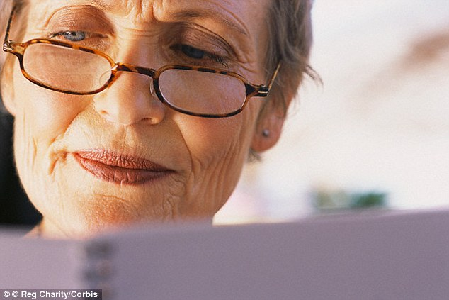 Everyone needs reading glasses eventually because as we age the lenses in our eyes becomes less elastic, meaning they cannot change shape to focus on nearby objects as well