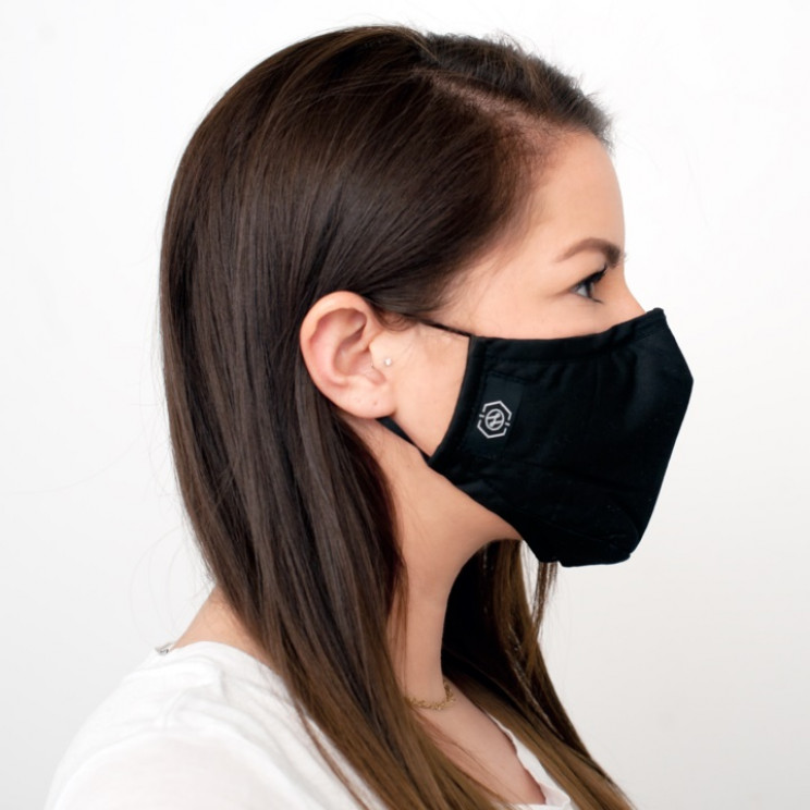 face mask carbon